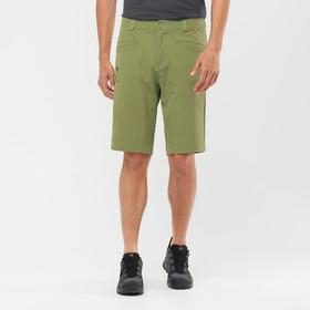 Salomon Wayfarer Shorts Men, martini olive